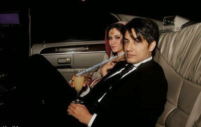 Pakistani Celebrities Wedding Pitcher And Family Pictures