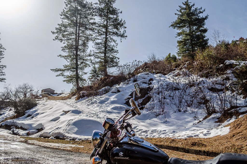 Bike trips in Uttarakhand