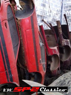 Coleção abandonada de Volkswagen SP2_05
