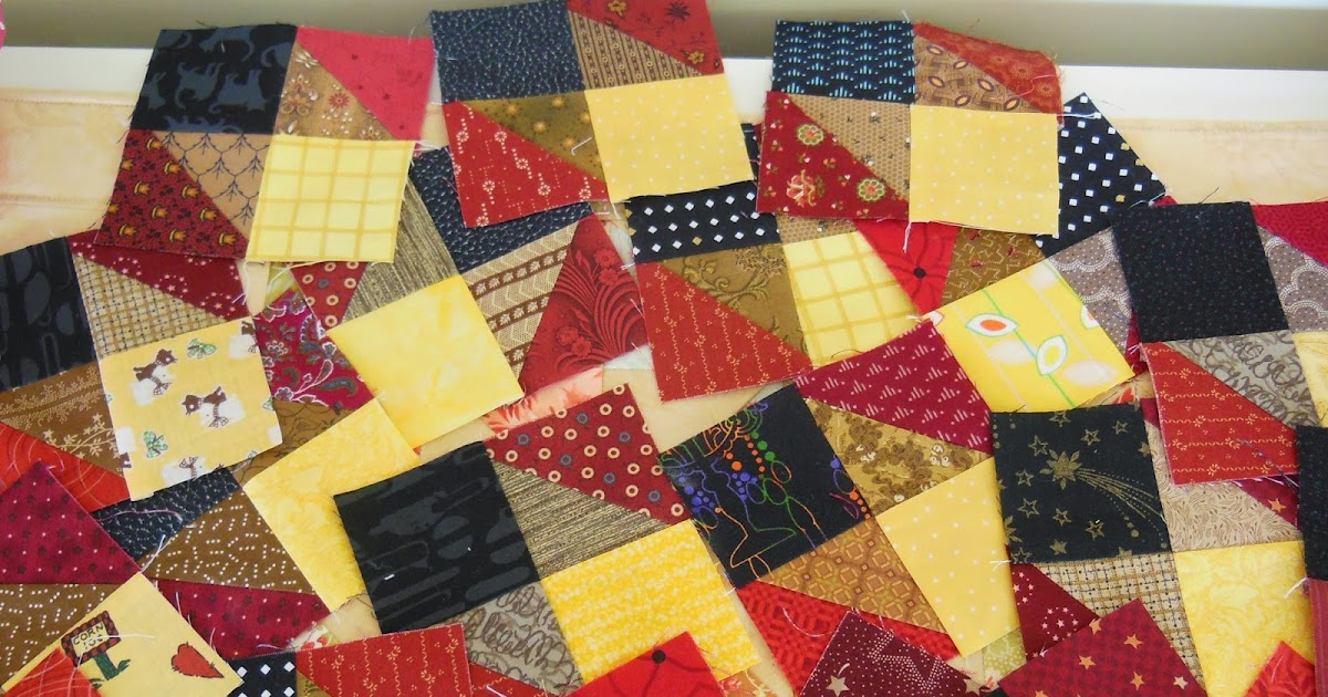 Quilting By Celia Grand Illusion Mystery Part 1