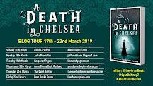 A Death in Chelsea Blog Tour