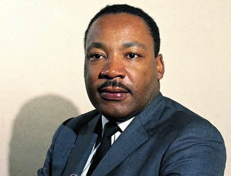 MARTIN LUTHER KING ACERTOU DE NOVO