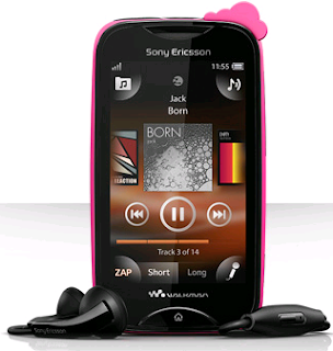 Sony Ericsson Mix Walkman: The Pros of this Phone