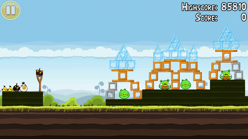 Angry Birds 4-15 Mighty Hoax