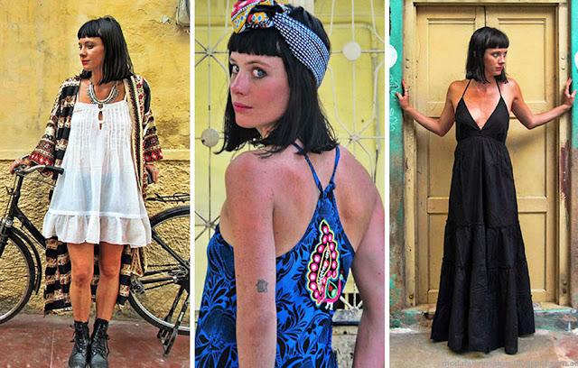 Vestidos primavera verano 2016. Moda primavera vrano 2016 Joderr.