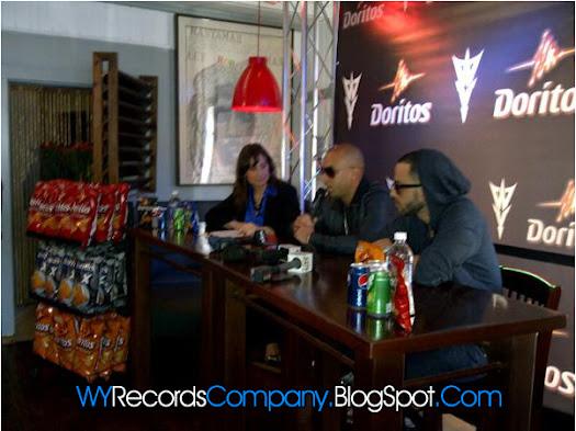 Wisin y Yandel haran el Comercial de Doritos