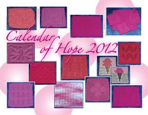 Calendar of Hope 2012