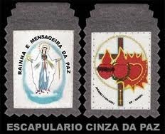 Jacareí, September 13th, 2003 - The Revelation of The Holy Peace's Gray Scapular