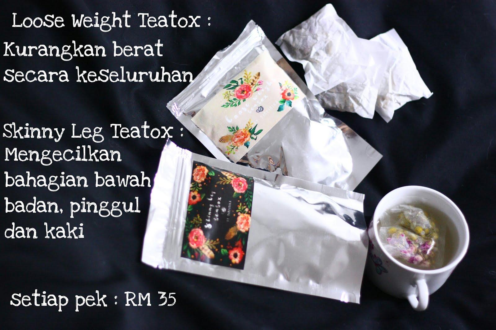Iday Jual Teatox