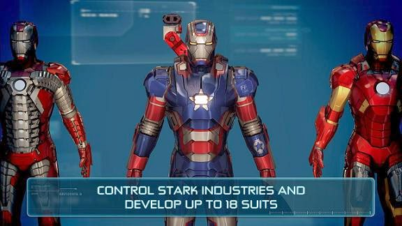Iron Man 3 Free Android Game
