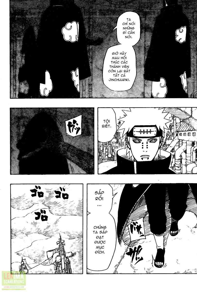 Naruto chap 364 Trang 15 - Mangak.info