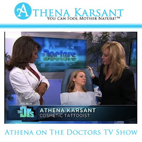 Athena on The Drs!
