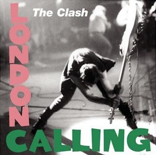 Portada de London Calling de The Clash (1979)