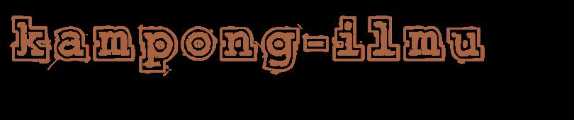 kampong ilmu (sharing ilmu)