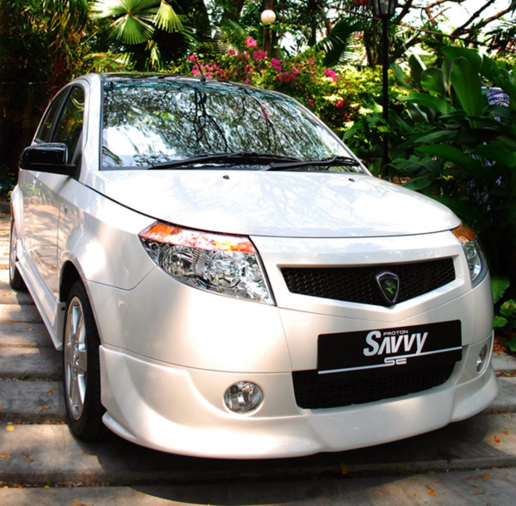 Proton Savvy Review