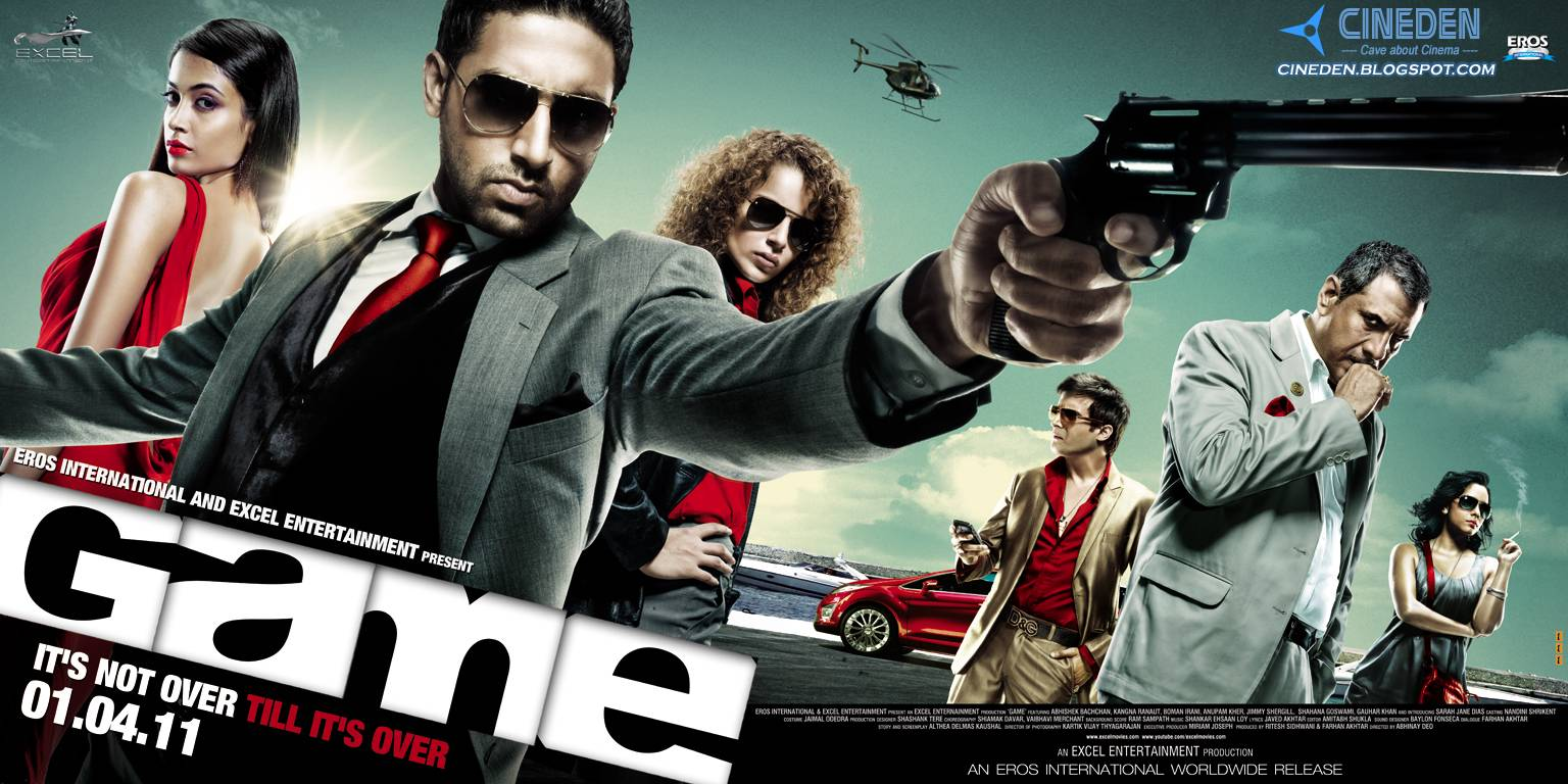 Game (2011) - Hindi Movie MP3 Songs