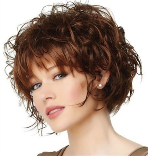 Short Curly Hair for Women Trend 2015
