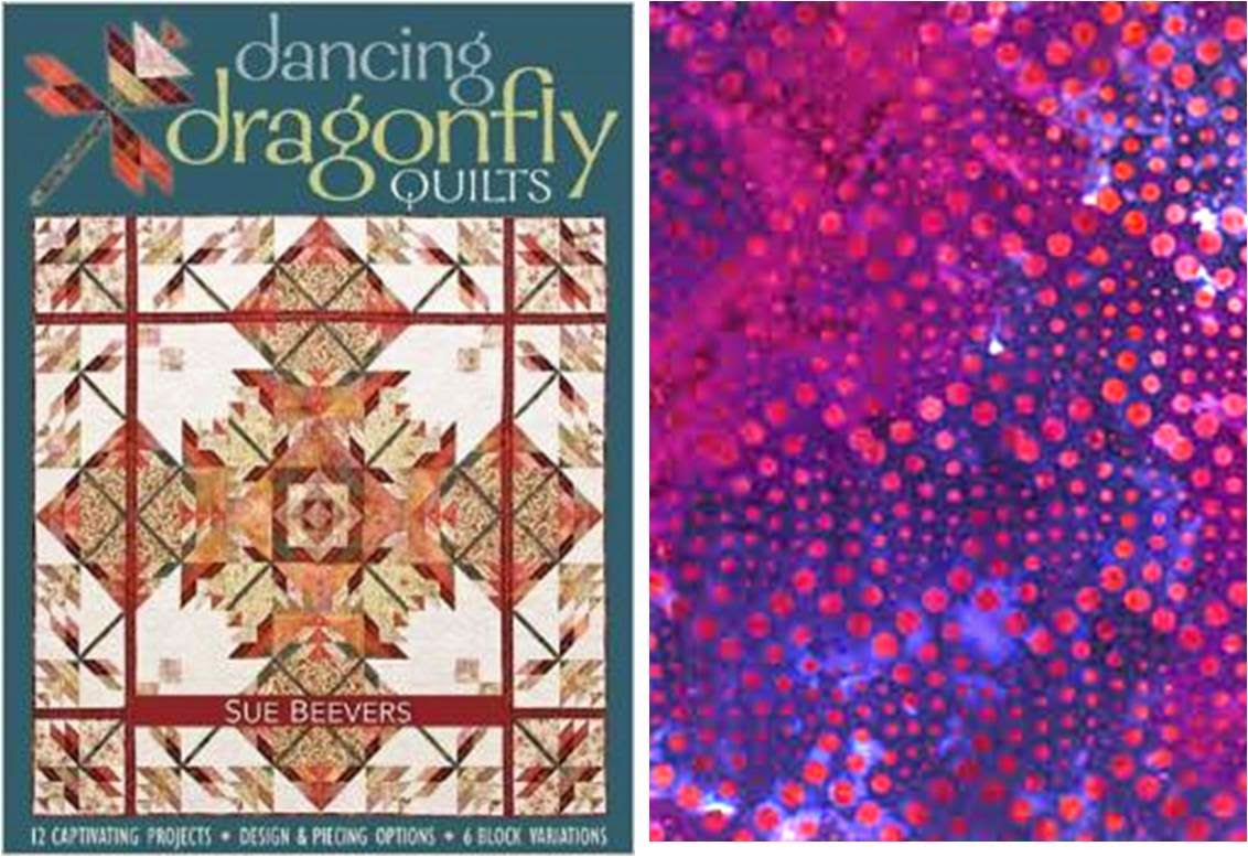 dancing dragonfly quilts beevers sue