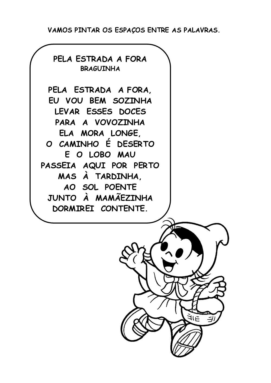 Hist  Ria E Atividades Do Chapeuzinho Vermelho