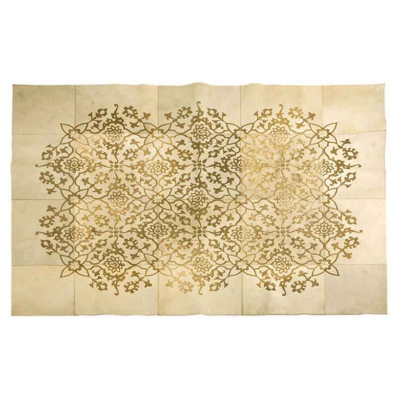 Las cositas de beach eau alfombras de piel impresa for Zara alfombras