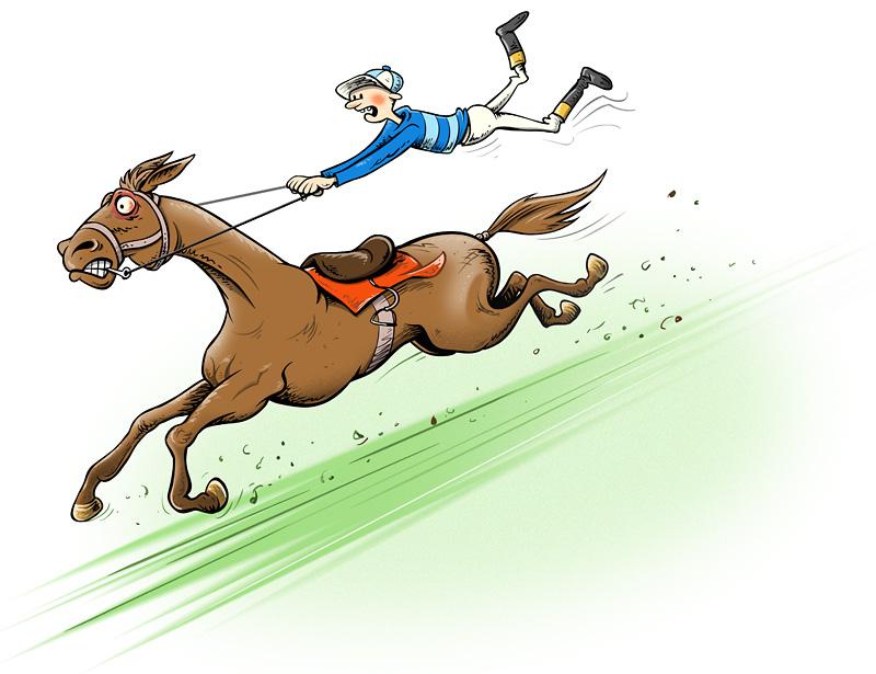 Resultado de imagen para miedo a los caballos  ansiedad