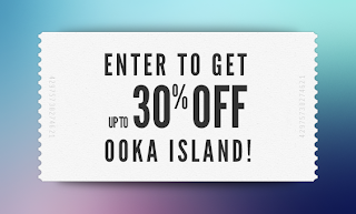 Click here for 30% off your Ooka Island purchase!