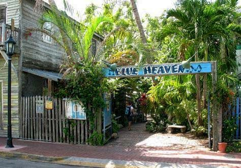 Blue Heaven - Key West | The Twisted Horn