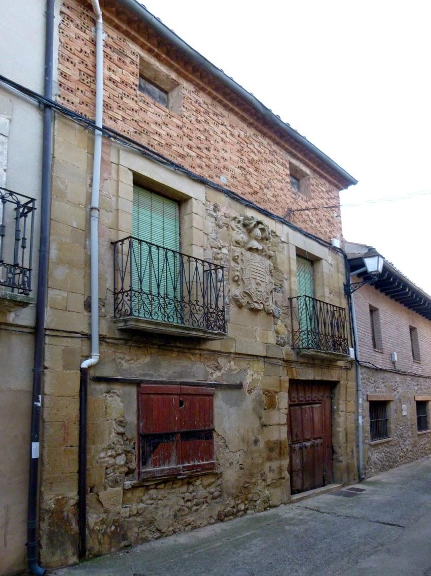 Casas solariegas en la rioja 264 ba ares i calle real - Casas prefabricadas la rioja ...