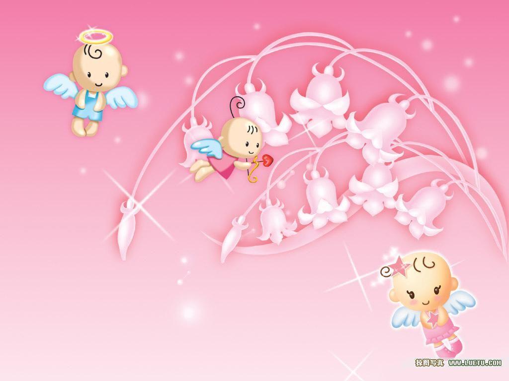 Wonderful Wallpaper Hello Kitty Angel - Pink-wallpaper-19  Picture_756736.jpg