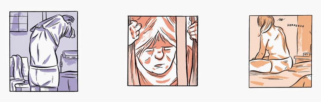 eskorte sider tegneserier for voksne