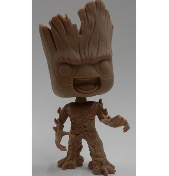 Prototipo Angry Groot