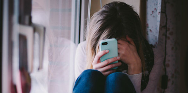 depresie telefonul mobil