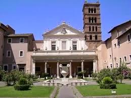 Roma Sotterranea, visita guidata ai sotterranei di S Cecilia in Trastevere 16/11/13 h11.00