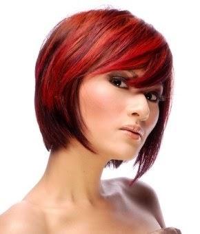 Cortes de pelo corto rojos 2015 | Cortes de pelo corto