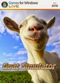 Free Download Goat Simulator PC Game Full Version