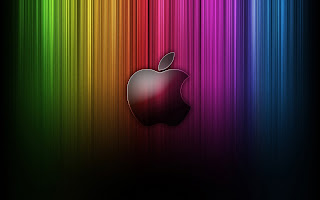 Apple Glass Wallpaper