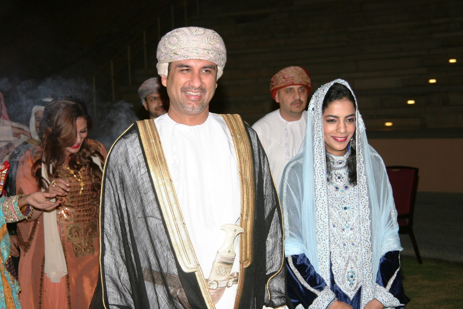 Oman Bridal Dresses