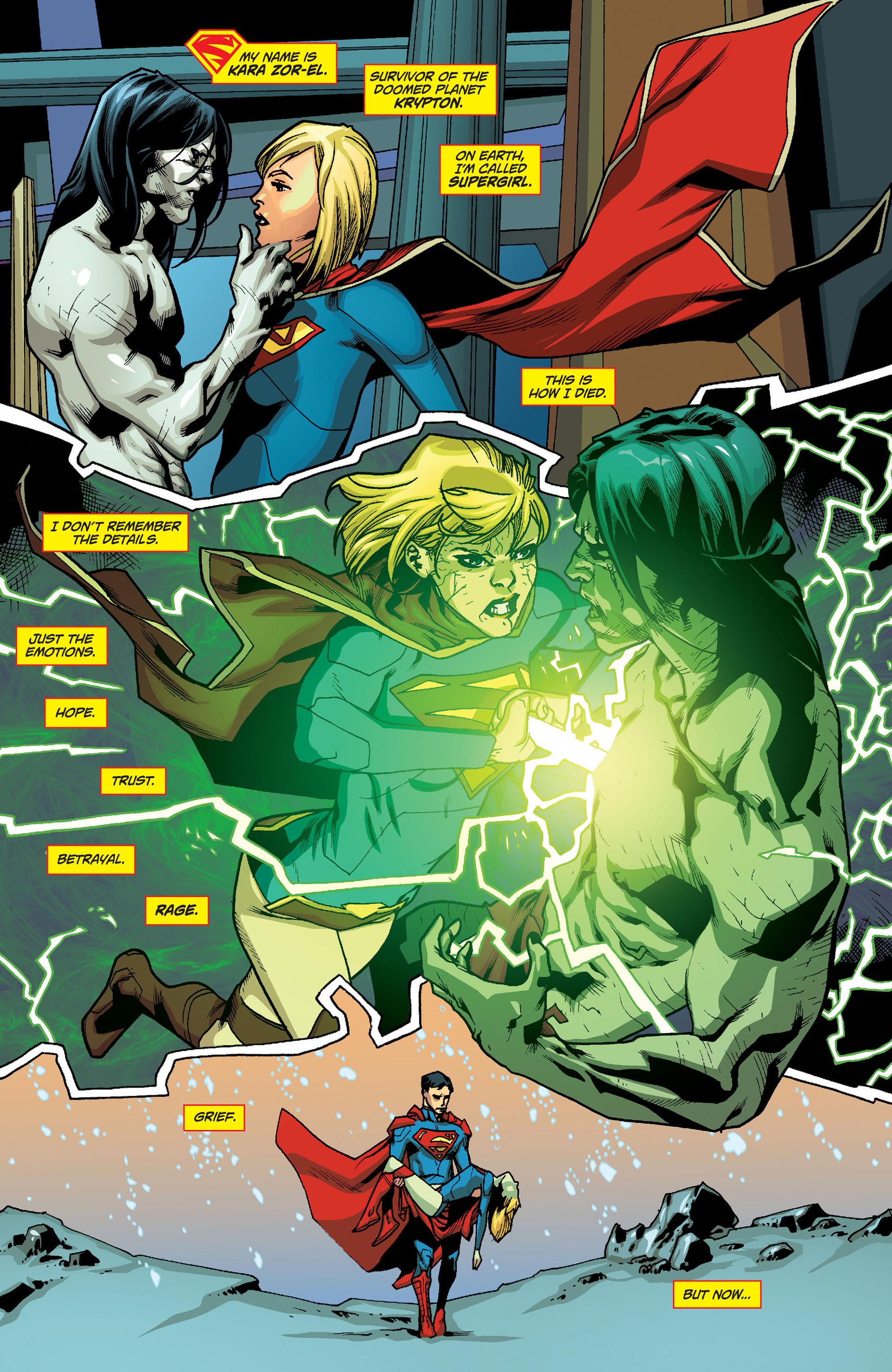 Supergirl (2011) Issue #19 #21 - English 3