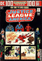 Justice League of America, 100 pages