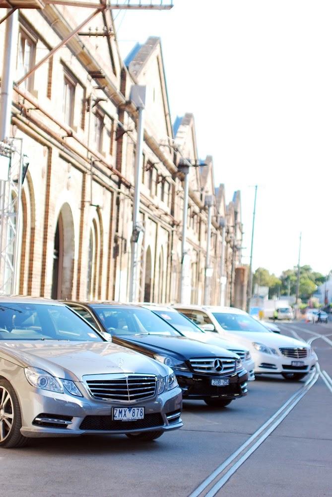 MBFWA 2013 Street Style Photography Sydney Mercedes Car