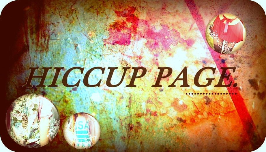 Hiccup Page.