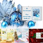 Presenteie com E-Cards Musicais de Natal Personalizados!
