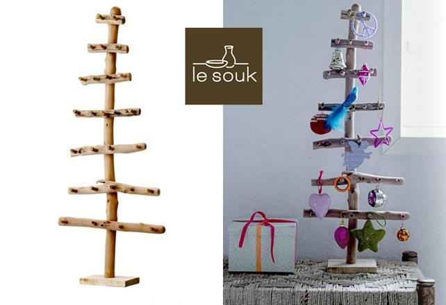 Weihnachtsbaum von Le Souk