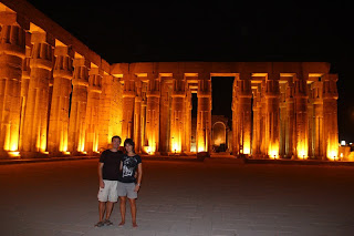 Templo de Luxor - Viaje a Egipto