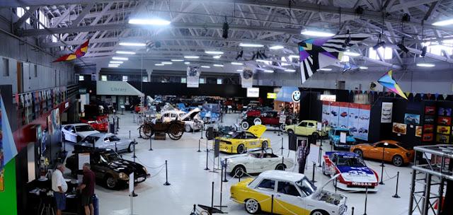 San Diego Automotive Museum