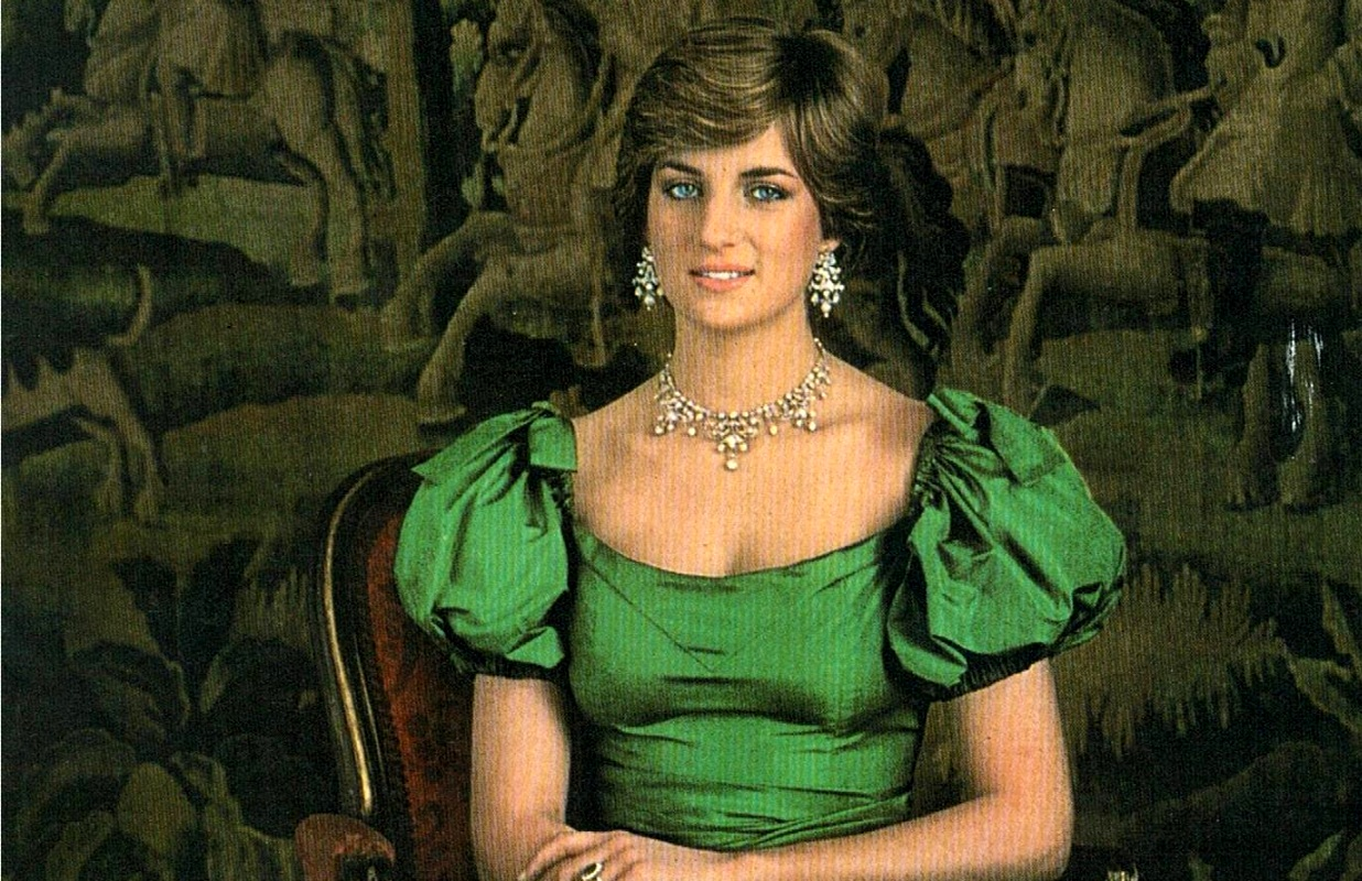 Lady Diana Spencer Beautiful Wallpaper 1