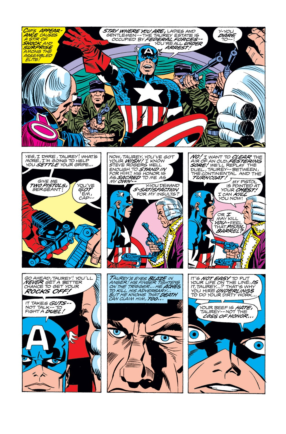 Captain America (1968) Issue #200 #114 - English 17