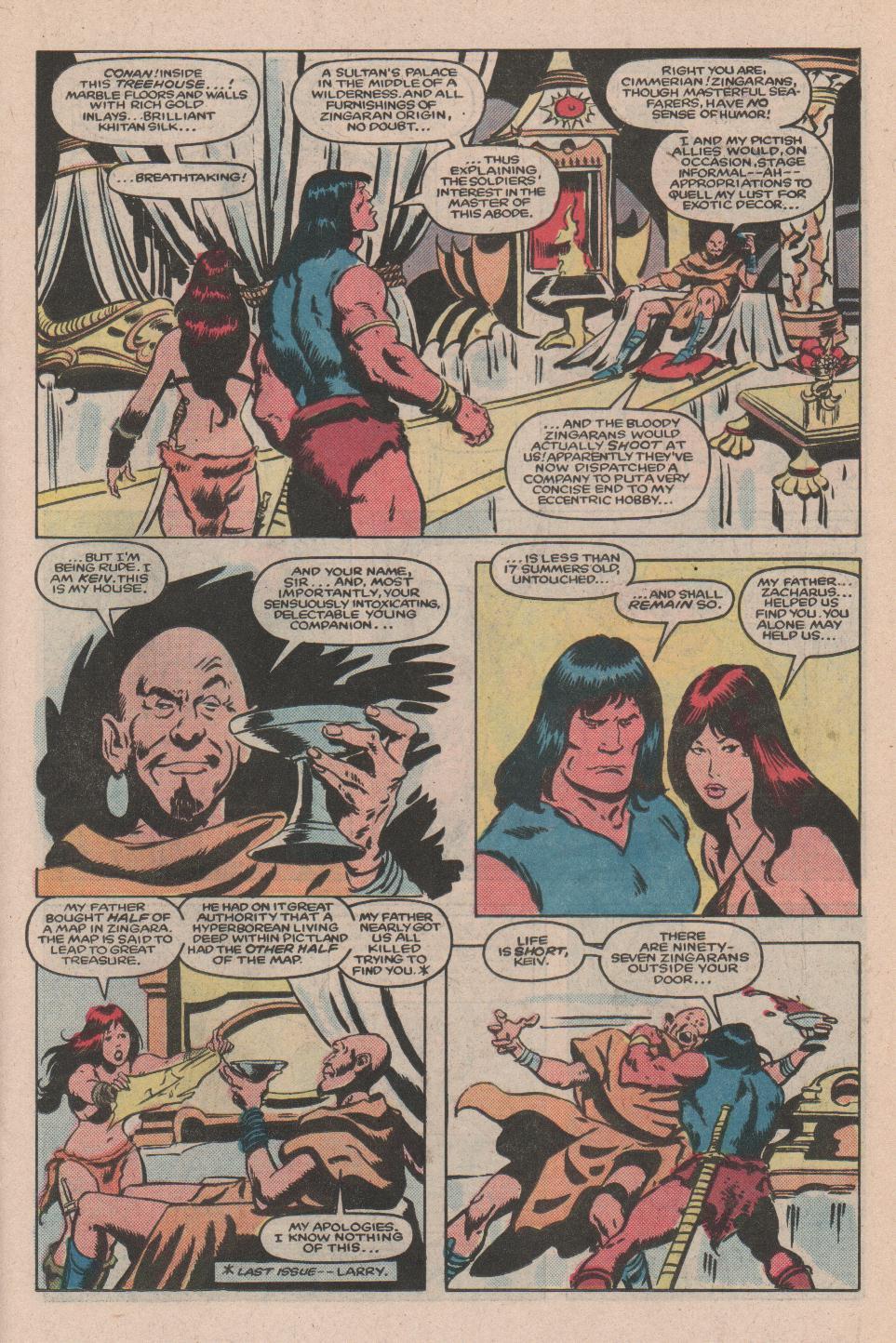 Conan the Barbarian (1970) Issue #173 #185 - English 10