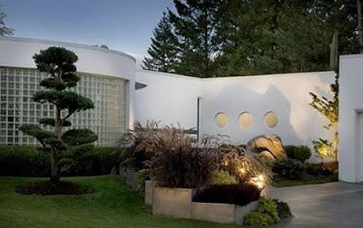 Modern Fusion Style Garden Design-3