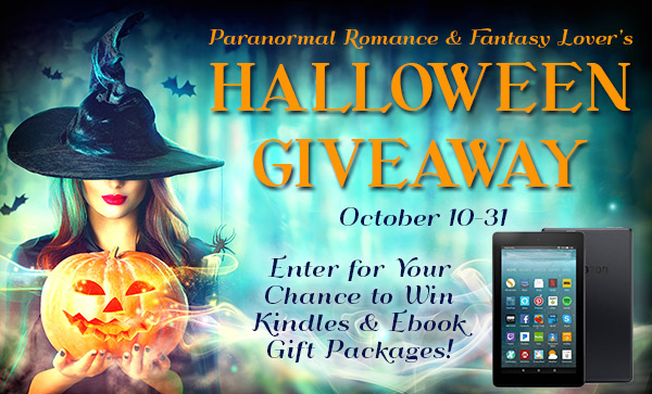 HALLOWEEN FACEBOOK HOP & PNR/UF Giveaway!